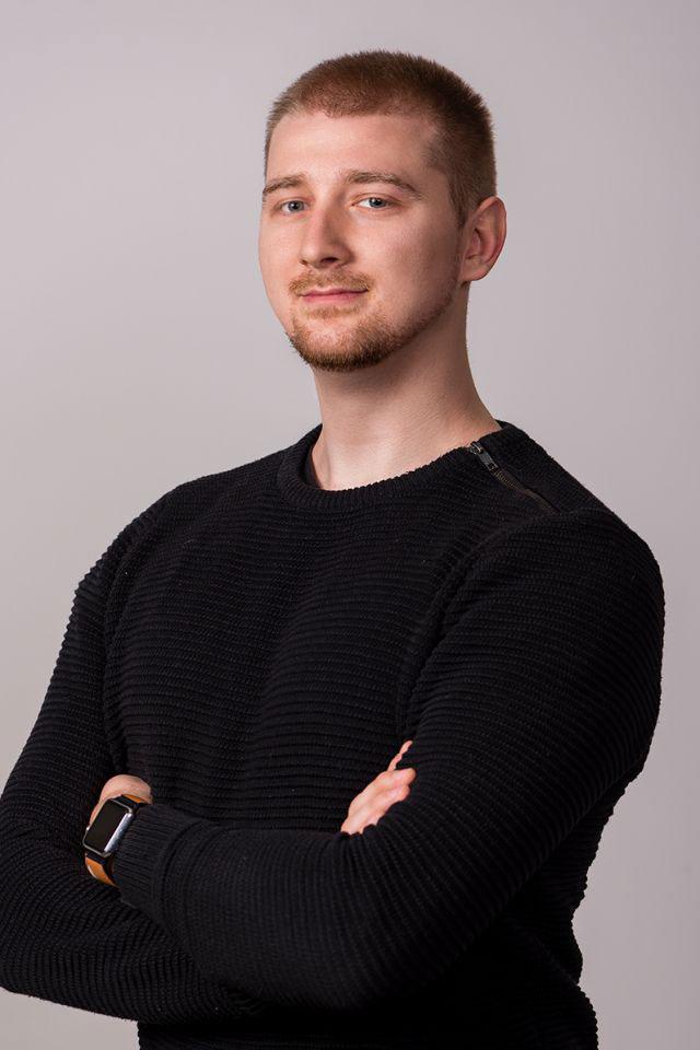 milan milićev web designer
